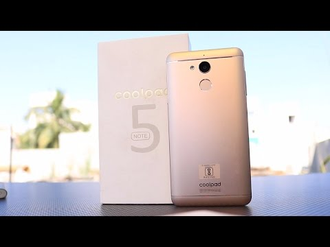 Coolpad Note 5 Review After Latest Update