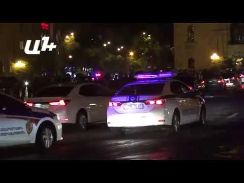 Երթ դեպի Բաղրամյան - DomaVideo.Ru