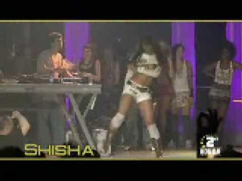 Dancehall Queen 2007 European Dancehall Queen Shisha ( cea mai tare dansatoare )