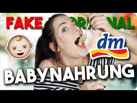 FAKE VS ORIGINAL l BABYNAHRUNG BLIND GETESTET aus dem DM l Silvi Carlsson