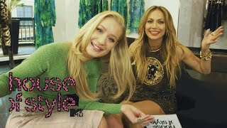 House Of Style (Season 2) | Iggy Azalea & JLo Talk Versace & Booties (Episode 3) | MTV