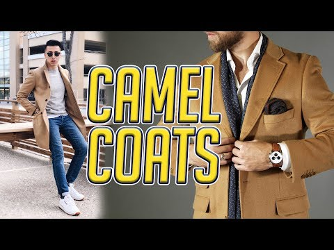Casual VS Classy 2 Ways to Style a Camel Overcoat ( Topcoat ) || Men's Fall Fashion