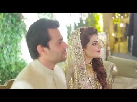 Mariam & Zohair's Wedding Highlights