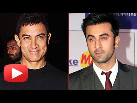 Ranbir Kapoor and Aamir Khan New BFF's Of Bollywoo