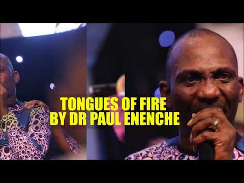 Powerful Tongues Of Fire By Great Men Of God