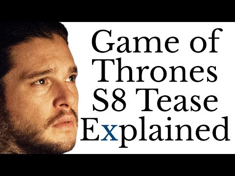 Game of Thrones Season 8 Crypts Teaser Trailer
