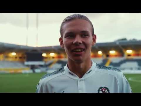 Arvid Brorsson efter allsvenska debuten