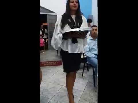 FESTIVIDADE CIRCULO DE ORAÇÃO E MOCIDADE DA ASSEMBLEIA DE DEUS M. DE SANTOS EM CORDISLANDIA MG