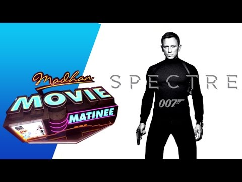 SPECTRE Movie Review in Madhan Movie Matinee 28-11-2015 Puthuyugam Tv