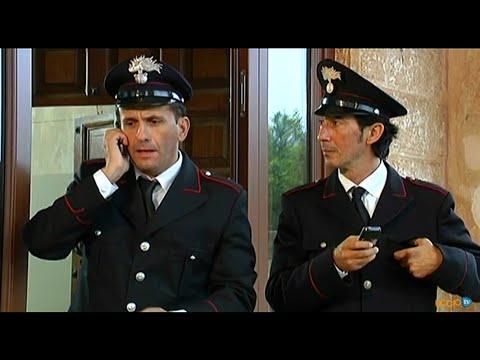 lo scatto alla risposta dei carabinieri - fantastico!