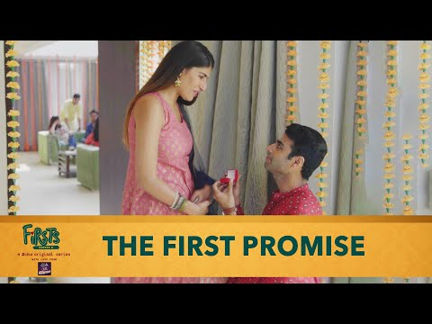 Dice Media | Firsts Season 4 | Web Series | Part 5 | The First Promise