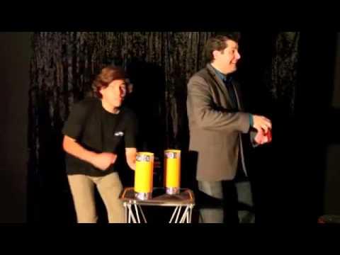 Comedy (Passe-Passe) Potato Chips By Twister Magic