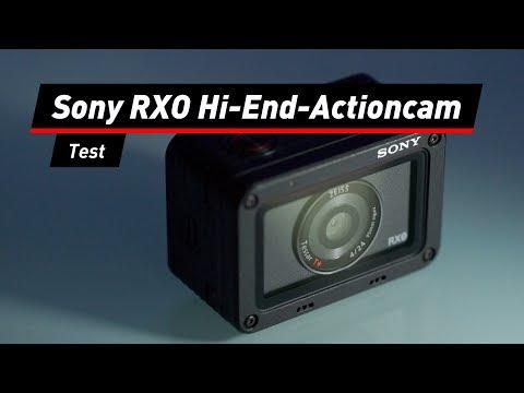 Sony RXO: Kompaktkamera statt Actioncam?