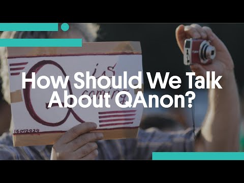 How Should We Talk About QAnon?
