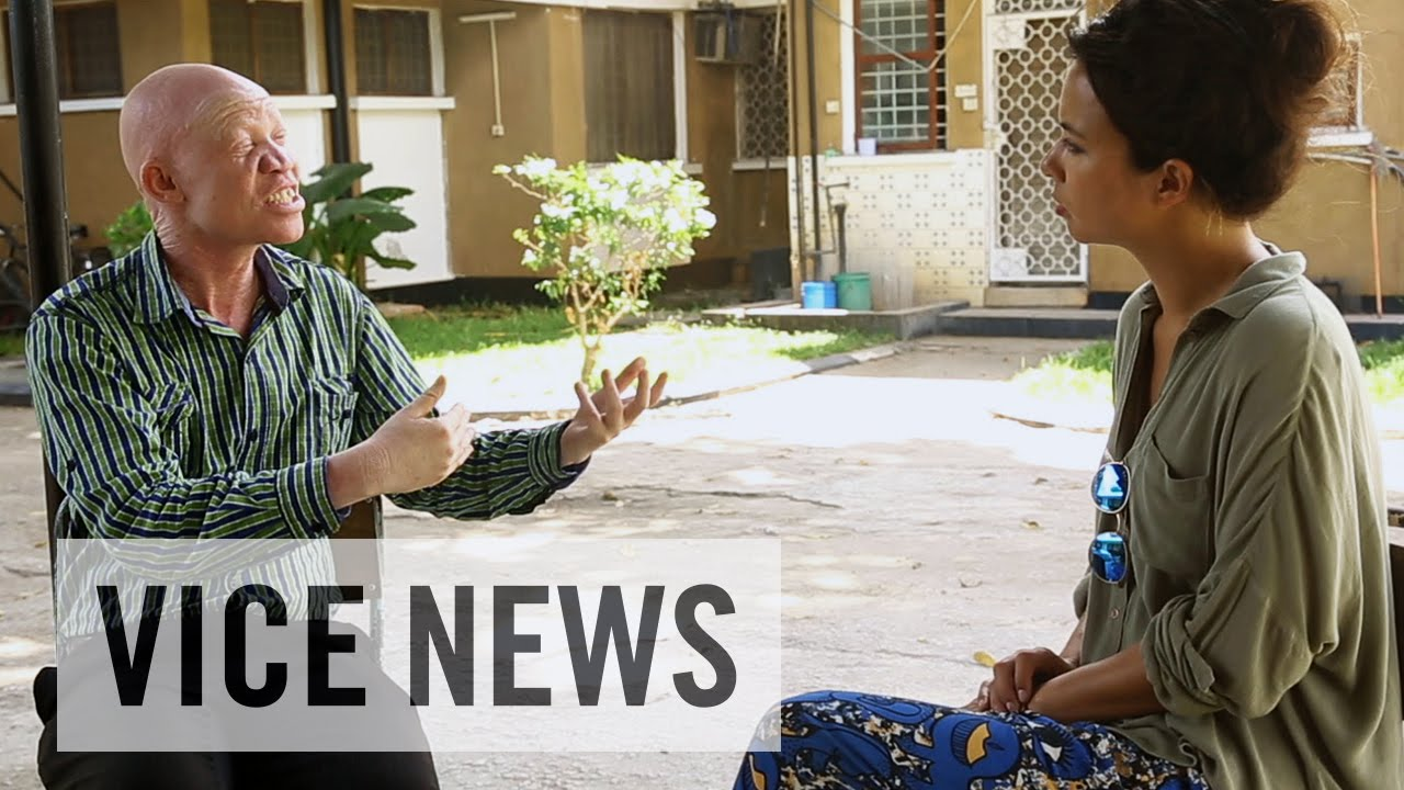 Albino Murders in Tanzania (Excerpt from 'VICE News Meets Josephat Torner')