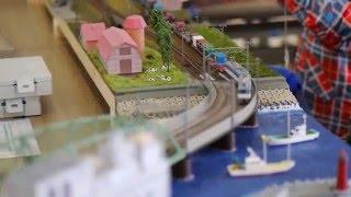 Download Lagu 北海道新幹線Nゲージ (IWAMIZAWAドカ雪まつり2016 赤れんが2階)鉄道模型 Mp3