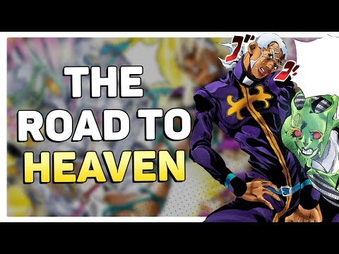 The Road to Heaven SOLVED!