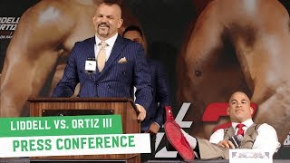 Video Chuck Liddell vs. Tito Ortiz III Full Press Conference MP3, 3GP, MP4, WEBM, AVI, FLV Oktober 2018