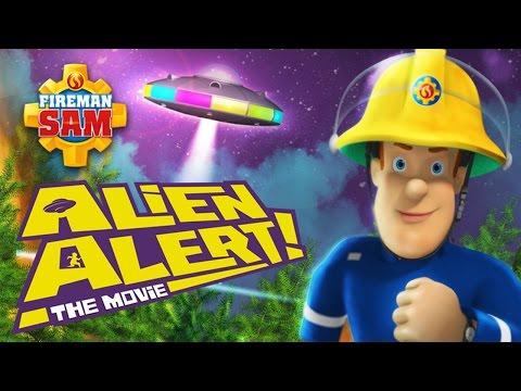 Fireman Sam - Alien Alert The Movie!