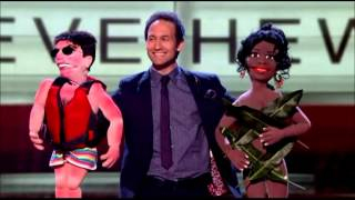 Ventriloquist Steve Hewlett (Britain's Got Talent Final 2013)