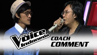 Ari Lasso Nyanyi Buat Krisna Terpana   The Blind Audition Eps 7   The Voice Indonesia 2016