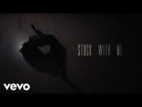 Stuck with Me Lyric Video