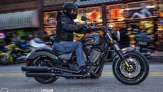 5. 2015 Victory Gunner First Ride - MotoUSA