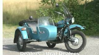 9. 2013 Ural Patrol 750 Features and Specification