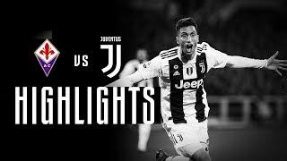 HIGHLIGHTS: Fiorentina vs Juventus - 0-3 | Bentancur, Chiellini & Ronaldo goals