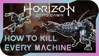 Video Horizon Zero Dawn - How to Kill Every Machine; a complete guide MP3, 3GP, MP4, WEBM, AVI, FLV Agustus 2019