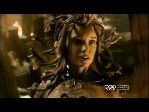 Medusa (Natalia Vodianova)- Clash of the Titans (2010) (видео)