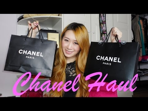 Unboxing Chanel Jewelry – Macau Haul – Part 2