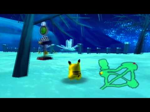PokePark Wii Pikachu's Adventure Episode 7 To The Ice Zone!
