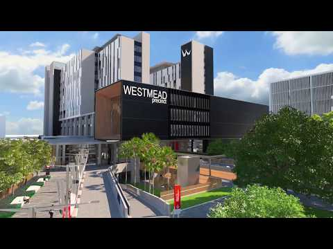 New look at Westmead Hospital's transformation