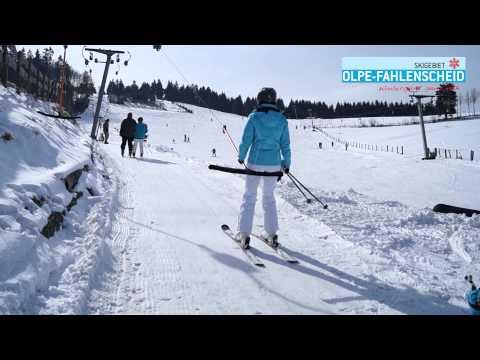 Das Skigebiet Olpe - Fahlenscheid