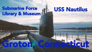 Groton (CT) United States  city photos : Submarine Force Museum USS Nautilus, Groton, CT.