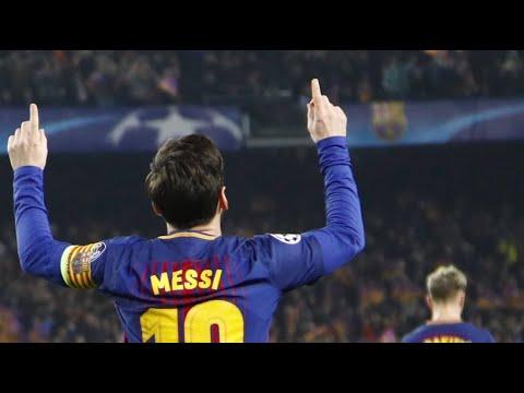 Antonio Conte ist beeindruckt: Messi zerlegt Chelse ...