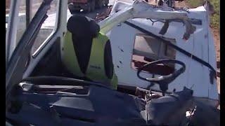 ثمانية قتلى وعدد من الجرحى في حادثة سير وقعت صباح اليوم على الطريق الرابط بين الناظور والعروي