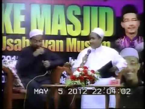 [TERKINI] BERSIH 3.0 : Jawapan Ustaz Azhar Idrus (05.05.2012)