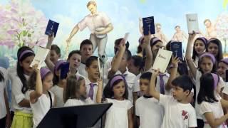 Coro dei bambini Philadelphia – La bibbia è la voce di Dio
