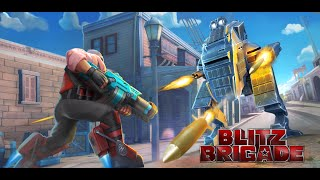 Blitz Brigade - Online FPS fun YouTube video