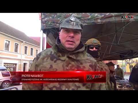 Wideo1: Święto Niepodległości w Kościanie (KlinTV)