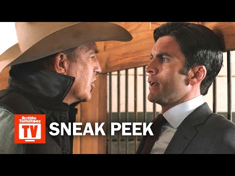 Yellowstone S01E02 Exclusive Sneak Peek | 'We Have a Problem' | Rotten Tomatoes TV