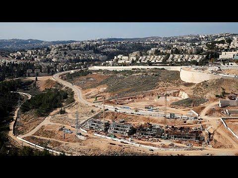 Την οικοδόμηση 2500 νέων κατοικιών στη Δυτική Όχθη ενέκρινε το Τελ Αβίβ