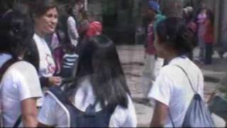 I FESTIVAL FOLCKLORICO DE CHICHICASTENGO Area De Admon En Visita A Chichicastenango