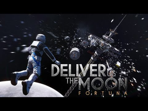 Deliver Us The Moon Fortuna - Full Gameplay Walkthrough & Ending