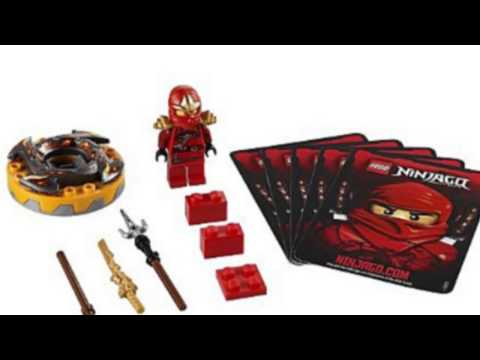 Video Check out the latest YouTube of Ninjago Kai Zx 9561