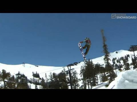Snowboard Trick Tips: Basic Air