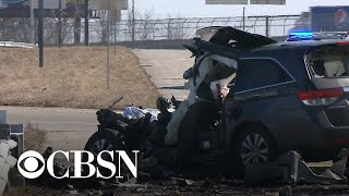 2 ex-volleyball stars, daughters killed in crash