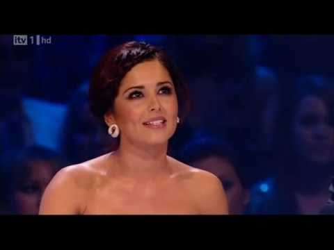 Cheryl Cole Fart\'s Live On TV